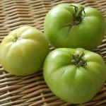 Bir Mutfak Notu ve Yeşil Domates Çorbası