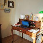 Decoridea' nın Çalışma Odası ve Kütüphane Düzeni