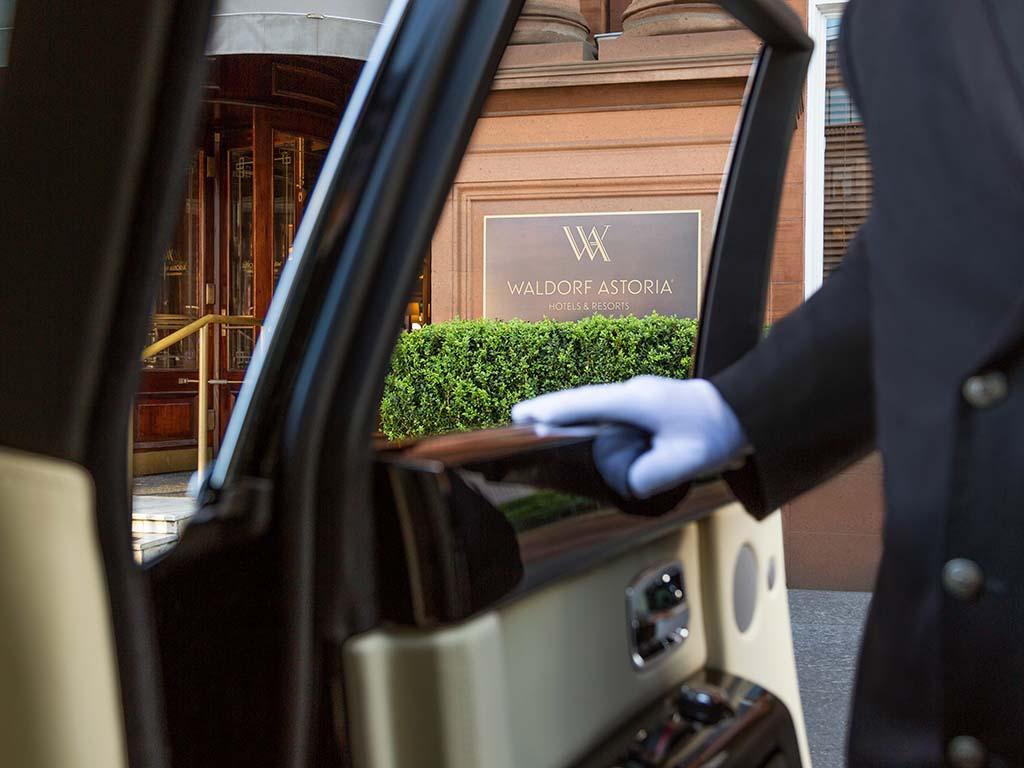 WA Edinburgh - The Caledonian - Lobby - Car - 952334