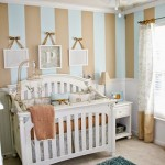 Erkek Bebek Odalarına Duvar Kağıtları