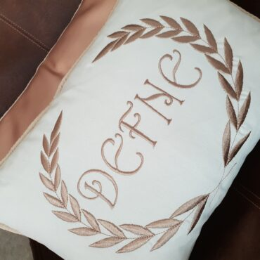 En Çok Tercih Edilen: Cappuccino Rengi Örtüler, Yastıklar