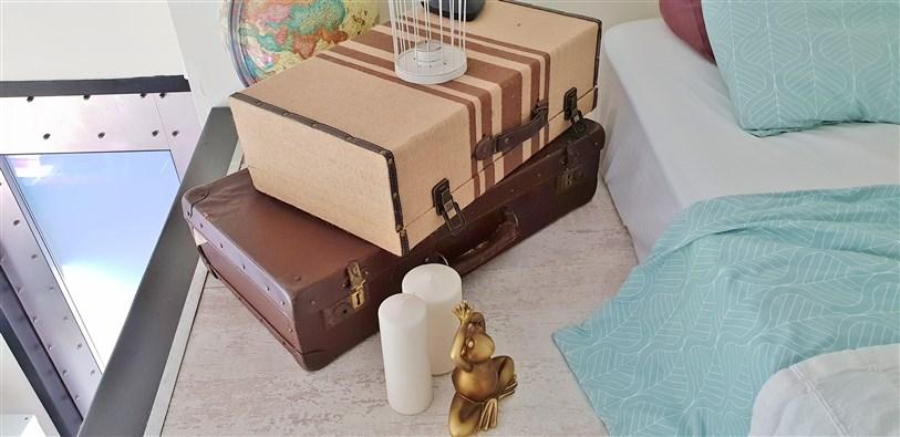 valiz dekorasyon