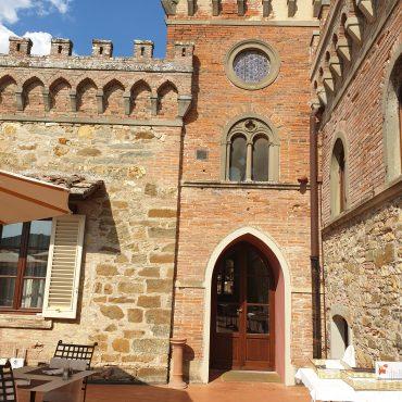 Muhteşem Oteller #32 – Hotel Villa Campomaggio ve Chianti' de Şarap Tadım