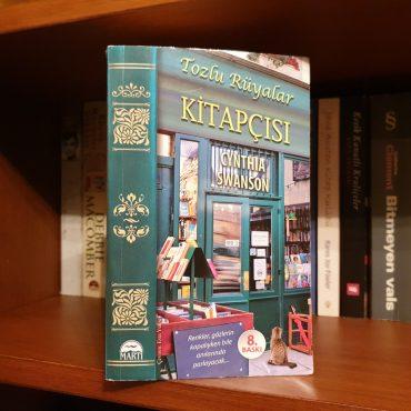Kütüphanemizden #14 – Tozlu Rüyalar Kitapçısı