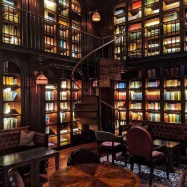 Kütüphane Cafeler