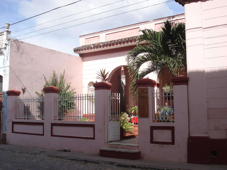 trinidad colonial restaurant