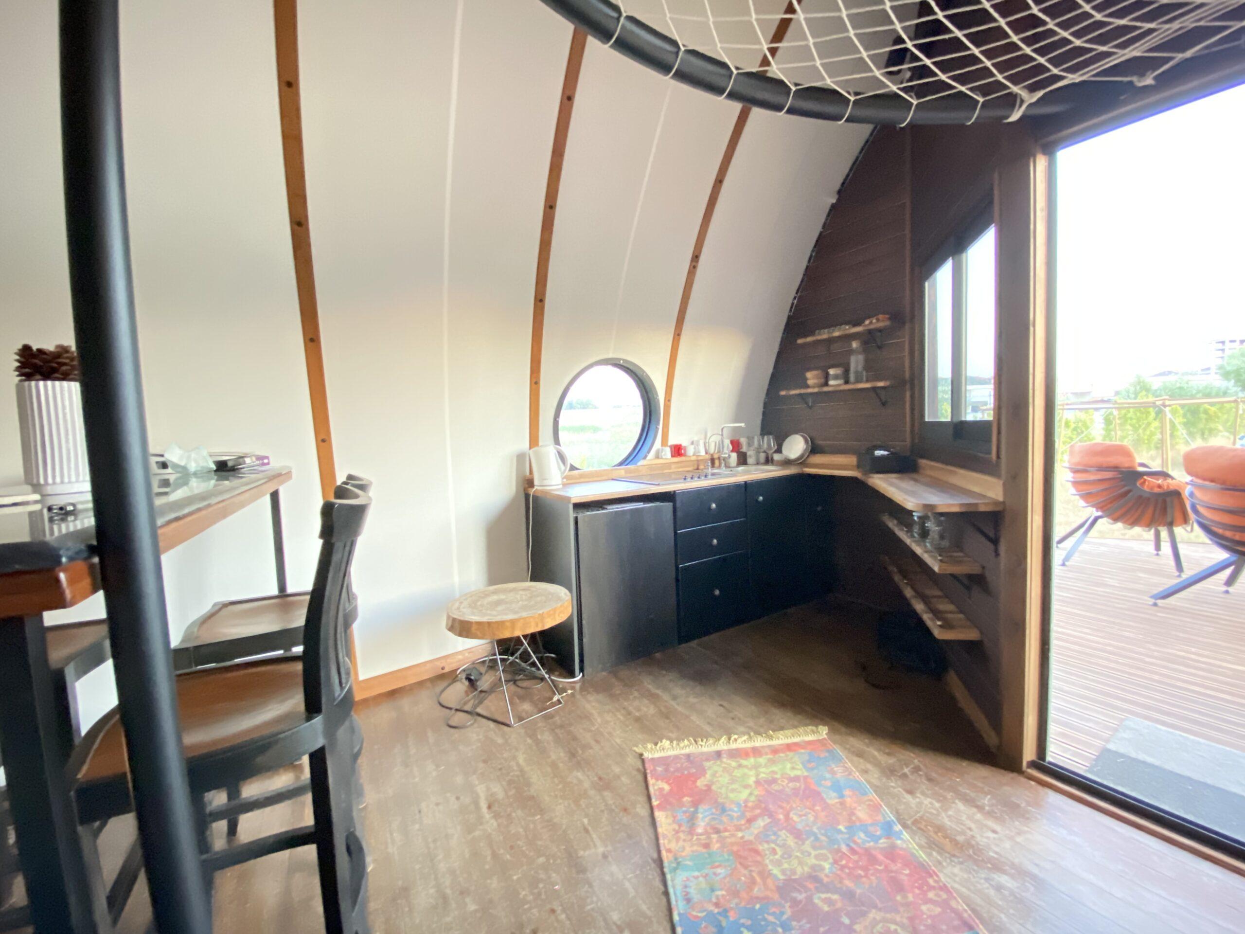 küçük ev mutfakları