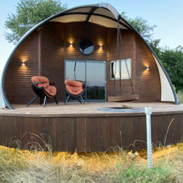 Evim Güzel Evim #30 – Tiny House Kabuk Ev