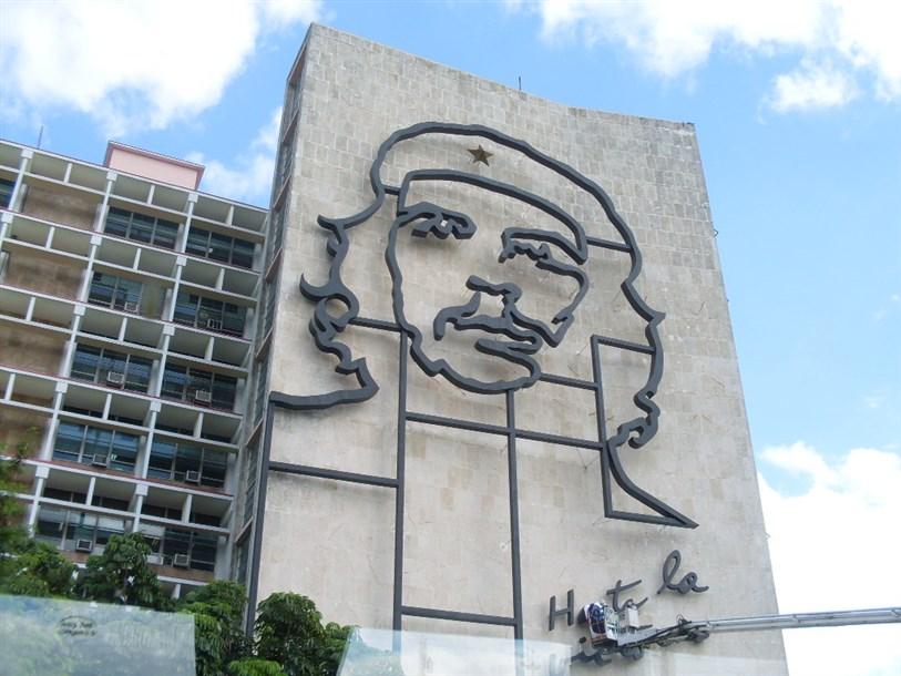 che guevara devrim meydanı