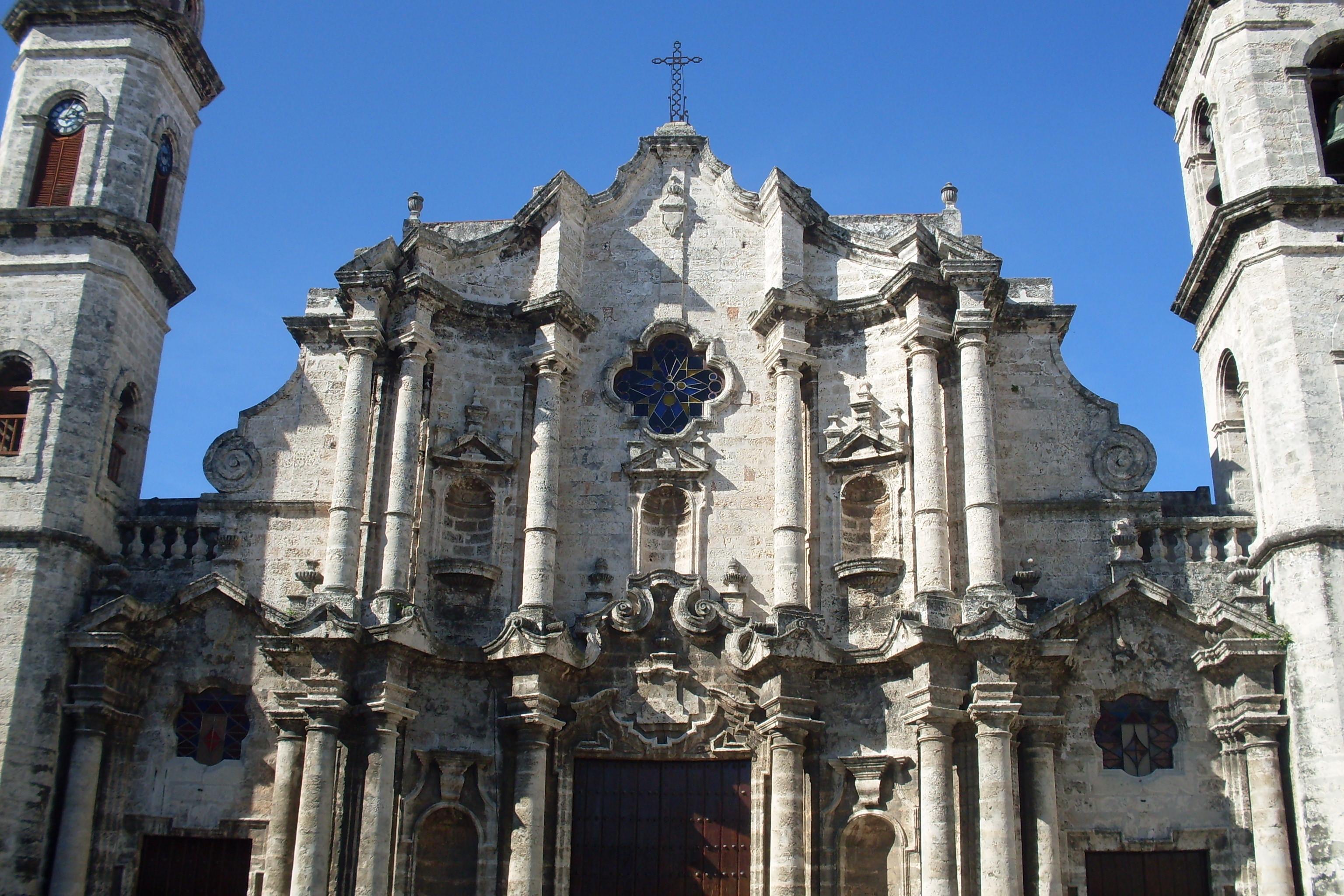La Catedral de la Virgen María de la Concepción Inmaculada de La Habana