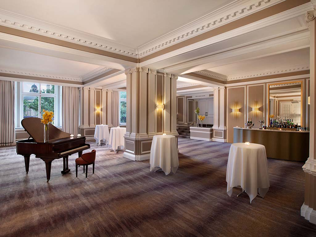 WA Edinburgh - The Caledonian - Castle Lounge - 952388