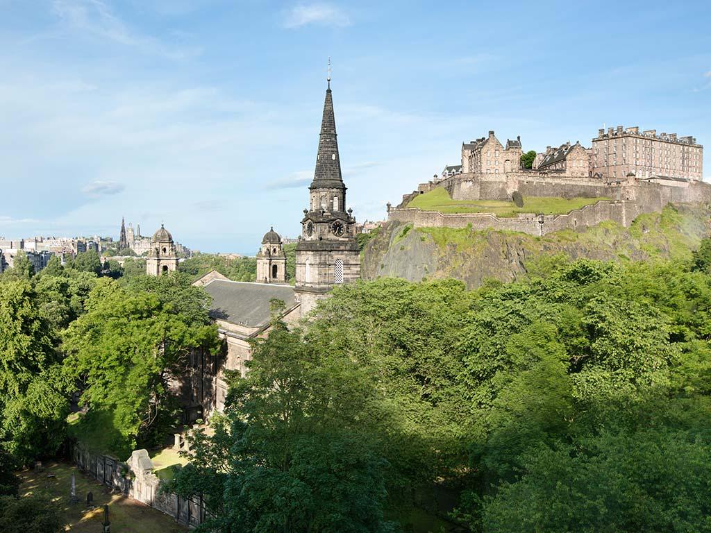 WA Edinburgh - The Caledonian - Double-Double - 952705