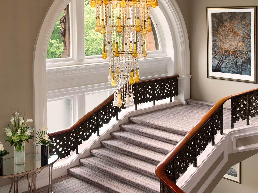 WA Edinburgh - The Caledonian - Lobby - Staircase - 952567