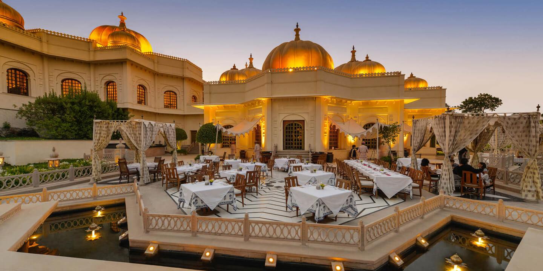 hotel oberoi udaivilas hindistan
