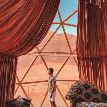 Muhteşem Oteller #36 – Memories Aicha Luxury Camp