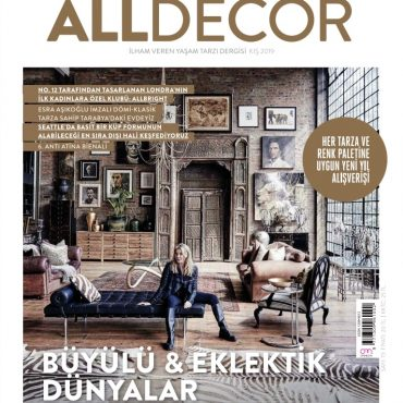 All Decor ve Evim Dergilerindeyim