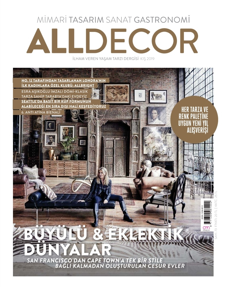 all decor kış